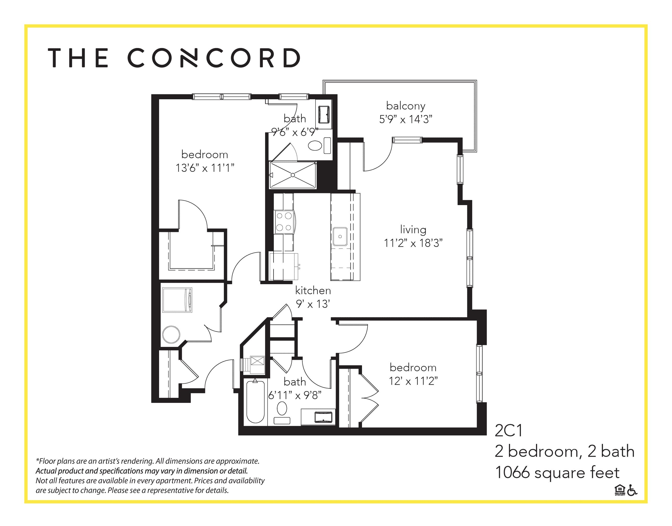 2 Bedroom Apartments For Rent North Wilmington De