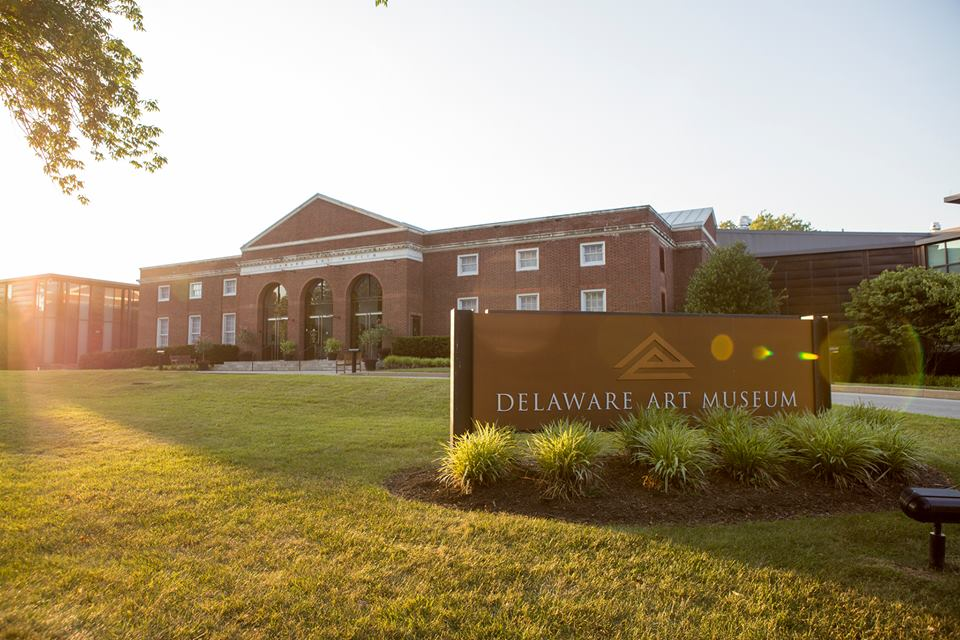 Celebrate 4th of July at the Delaware Art Museum for Happy Hour 5pm-7:30pm