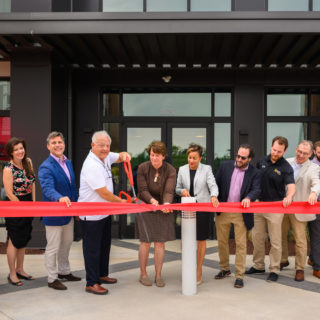 The Concord Wilmington DE Apartments Ribbon Cutting
